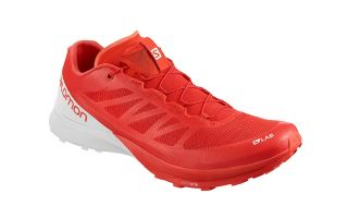 SALOMON S-LAB SENSE 7 ROJO BLANCO L40225900