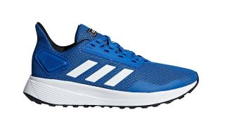 adidas DURAMO 9  BLUE WHITE JUNIOR BB7060