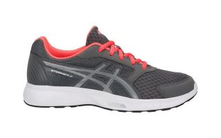 ASICS STORMER 2 GRIS CORAL MUJER T893N 9793