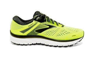 BROOKS ADRENALINE GTS 18 AMARILLO FLUOR 110271D751