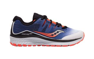 Saucony RIDE ISO WHITE BLUE BOY SK260413