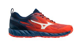 Mizuno WAVE IBUKI FIRE RED BLUE J1GJ1873