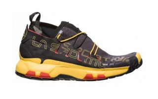 LA SPORTIVA UNIKA BLACK YELLOW 36M999100