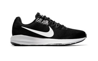 Nike AIR ZOOM STRUCTURE 21 BLACK WHITE NI904695 001