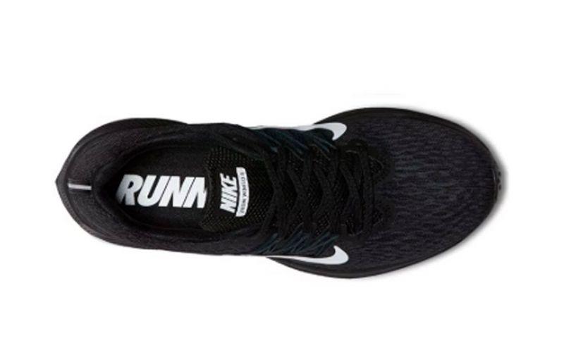 Zapatos director tímido  Nike Zoom Winflo 5 Negro Blanco Mujer - Altas prestaciones