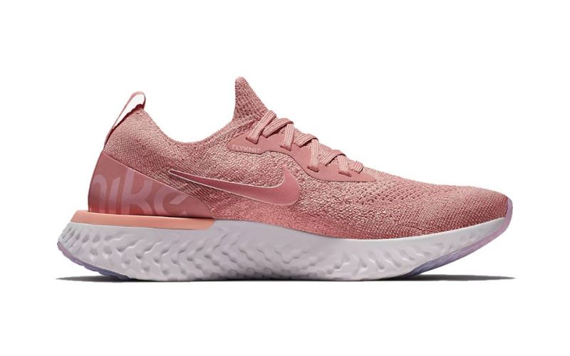 d62392a3b008 Nike Epic React Flyknit Women Pink - The runners  favourite running ...