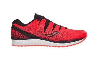 Saucony FREEDOM ISO 2 RED BLACK S20440-35