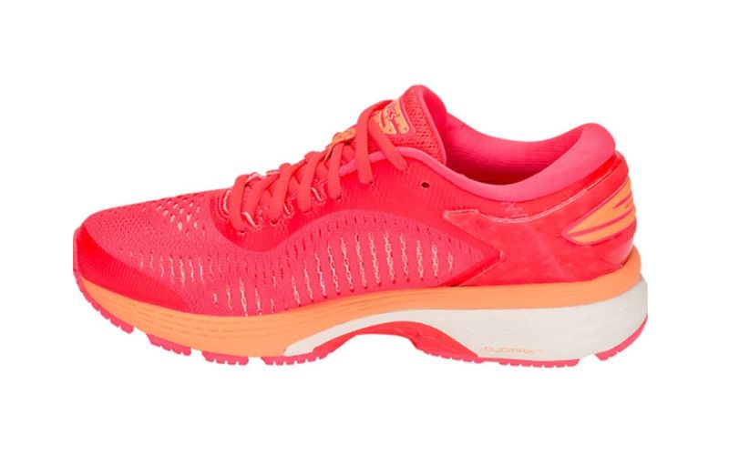 asics kayano 25 pink