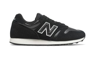 New Balance WL373BBL WOMEN BLACK WHITE
