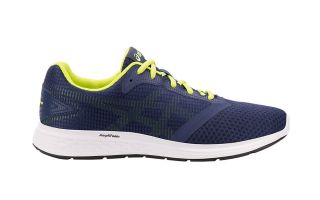 Asics PATRIOT 10 BLUE LIME 1011A131 400