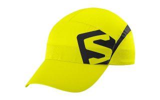 SALOMON GORRA XA CAP AMARILLO NEGRO L40417800