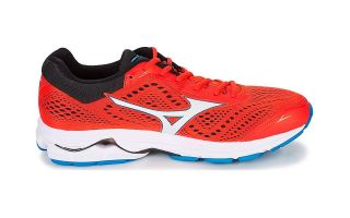 Mizuno WAVE RIDER 22 RED J1GC183108