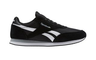 Reebok ROYAL CL JOGGER 2 NEGRO BLANCO V70710