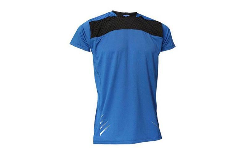 Camiseta Softee Net Azul Negro - Comodidad por un bajo precio