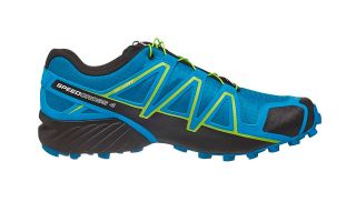 SALOMON SPEEDCROSS 4 CS AZUL NEGRO L39842500