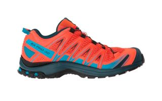 SALOMON SALOMON XA PRO 3D ORANGE BLAU L40471000