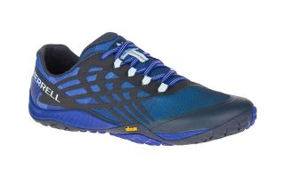 Merrell TRAIL GLOVE 4 BLUE BLACK J17021