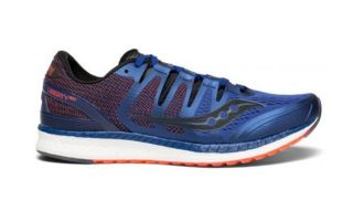 Saucony LIBERTY ISO BLUE RED