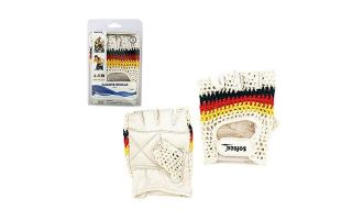 Softee PAIR OF WHITE MESH GLOVES