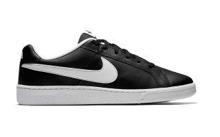 Nike COURT ROYALE NEGRO BLANCO NI749747 010