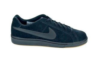 NIKE COURT ROYALE SUEDE NEGRO NI819802 008