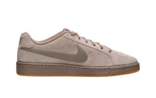 NIKE COURT ROYALE SUEDE MARRON CLARO NI819802 202