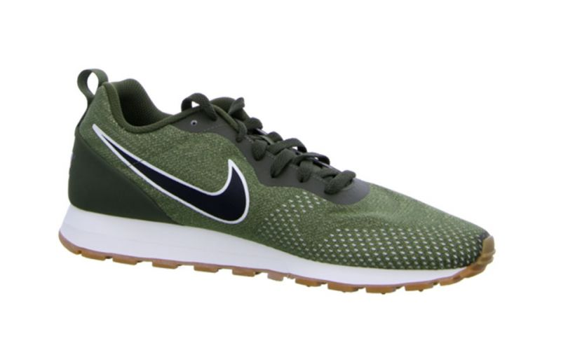 aacf213218 Nike Md Runner 2 Eng Mesh Army Green - Light cushioning