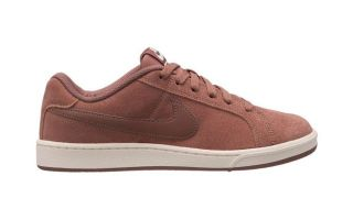 Nike COURT ROYALE SUEDE MULHER CASTANHO NI916795 200