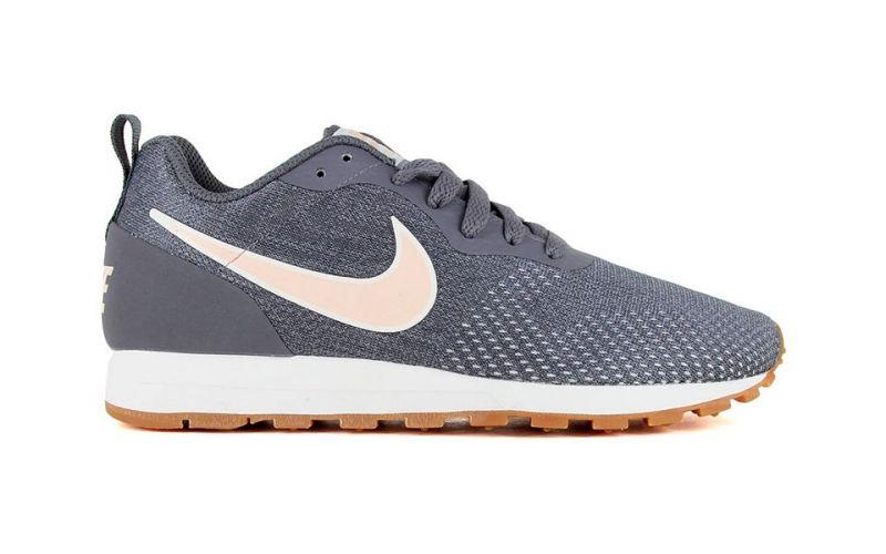 d7c0881e4a6 Nike Md Runner 2 Eng Mesh Women Grey White - Light and comfortable