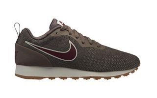 Nike MD RUNNER 2 ENG MESH DARK BROWN WOMEN NI916797 400