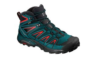 Salomon X ULTRA 3 MID GTX GREEN BLACK L40467200