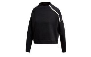 adidas ZNE CREW BLACK WOMEN SWEATSHIRT CZ2819