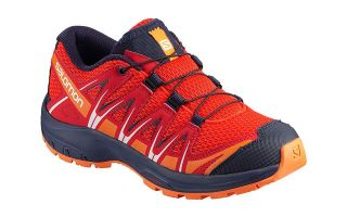 Salomon XA PRO 3D RED ORANGE BLACK BOY L40647700