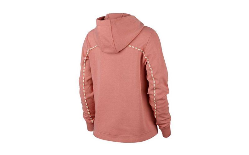 nuevo estilo b976f 02621 Sudadera Nike Optic Rosa Mujer - Abrigada, cómoda y protegida