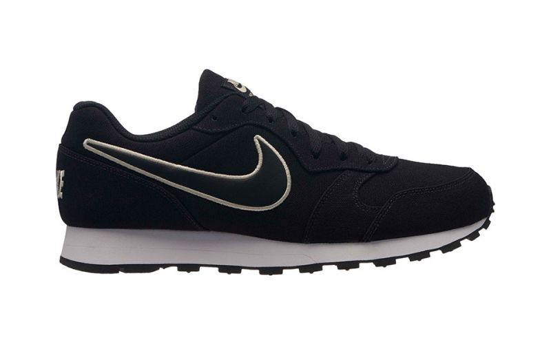 0f978a43 Nike MD Runner 2 SE Black White - Men casual sneakers