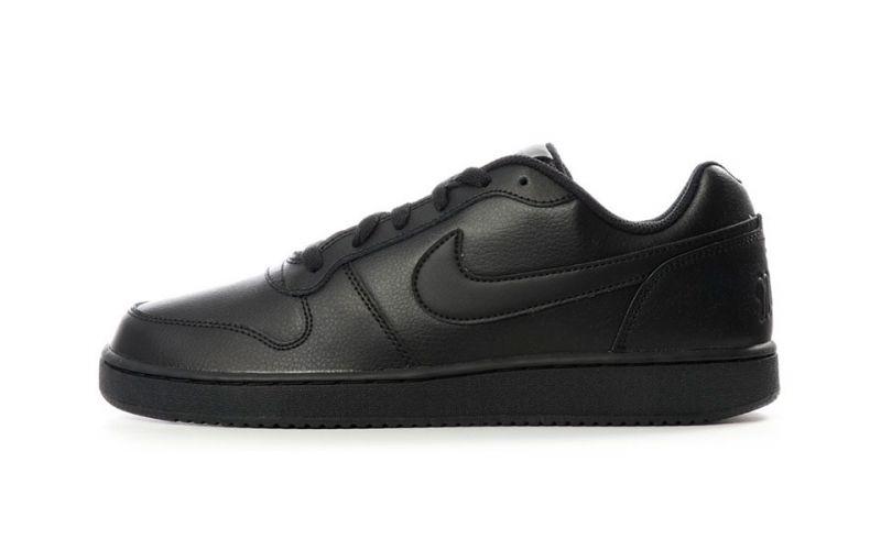 Maravilla Honorable cien  Nike Ebernon Low negro -Con malla transpirable