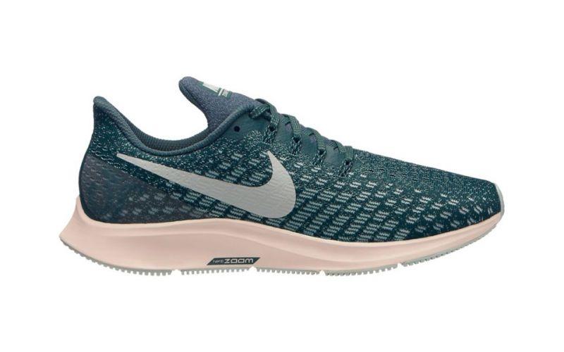 65836c9b3e2 Nike Air Zoom Pegasus 35 Verde Mujer -  ptimo sistema de amortiguaci n