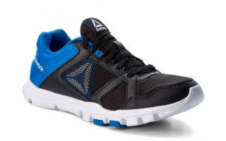 REEBOK YOURFLEX TRAINETTE 10MT BLACK BLUE CN5650