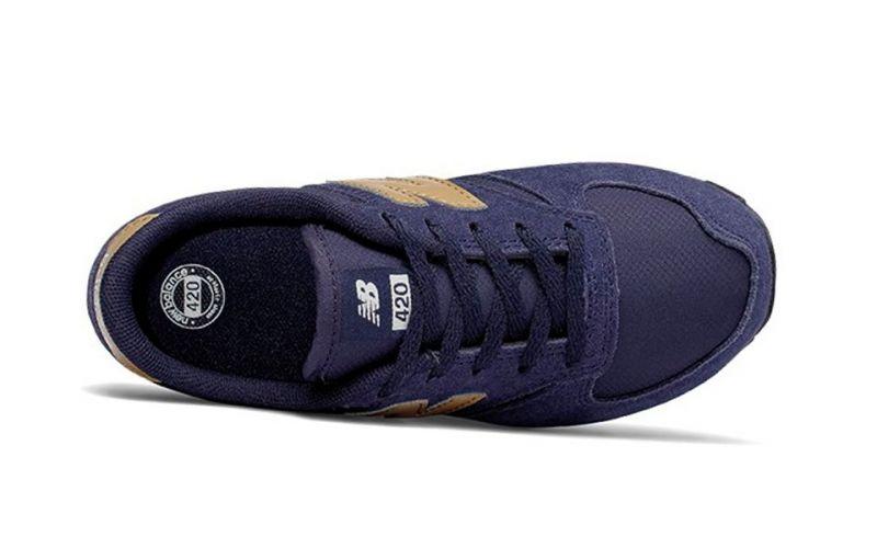 new balance 420 azul marino