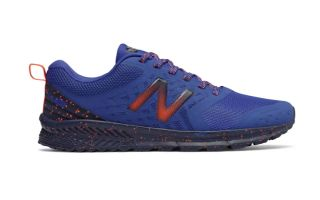 New Balance ZAPATILLA TRAIL NITREL NEGRO