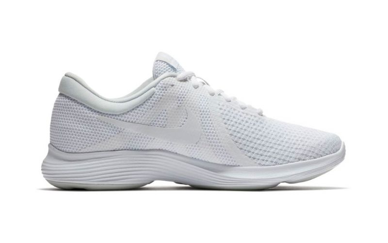 1518690c283 Nike Revolution 4 White Women - Extreme softness in the footstep