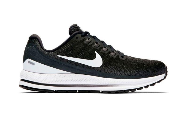 huge discount 5fe5c 29f08 Nike AIR ZOOM VOMERO 13 BLACK WHITE WOMEN NI922909 001