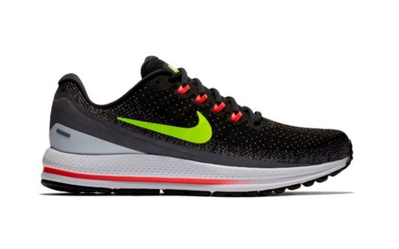 22b959b7a5c Nike AIR ZOOM VOMERO 13 BLACK GREEN NI922908 070