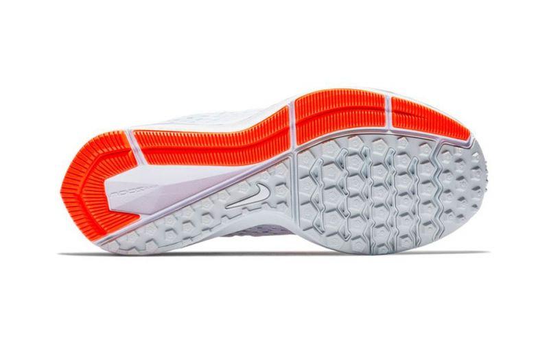 Polar plataforma formato  Nike Air Zoom Winflo 5 Gris Mujer - Comodidad Máxima