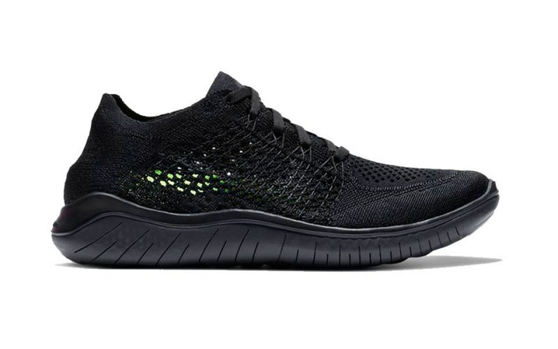 super popular 85b04 3f58c Nike FREE RN FLYKNIT 2018 BLACK WOMEN NI942839 002