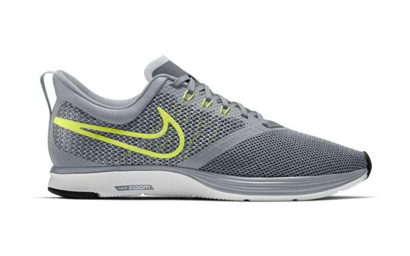 8a942eb76bd Nike Zoom Strike Gris Fluor - Ajuste y comodidad perfectas
