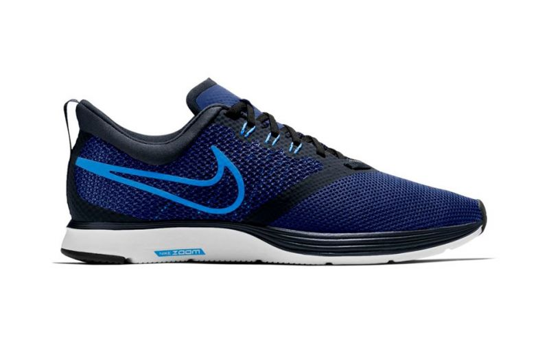 Nike Zoom Strike blue black - The best