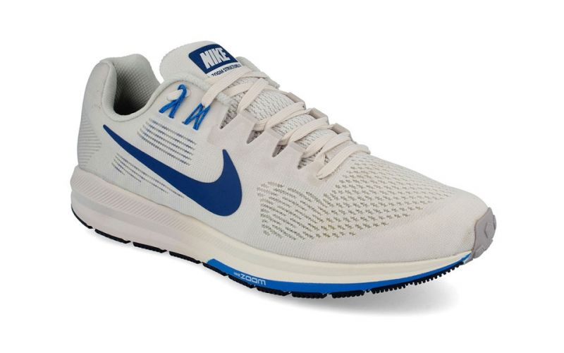 AIR ZOOM STRUCTURE 21 GRIS AZUL NI904695 008