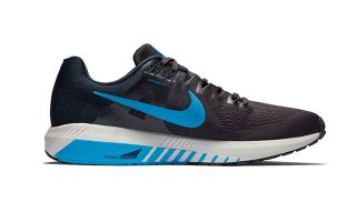 NIKE AIR ZOOM STRUCTURE 21 NEGRO AZUL NI904695 404