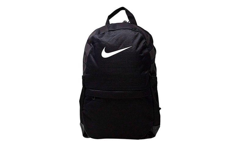 fb5b1c3b8 Mochila Nike Brasilia negro blanco ni o -